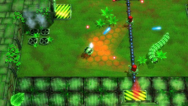Hexodius - Screenshots - Bild 20