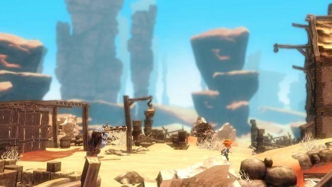 Max: The Curse of Brotherhood - Screenshots - Bild 3