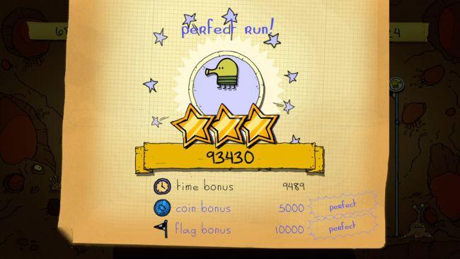 Doodle Jump - Screenshots - Bild 1