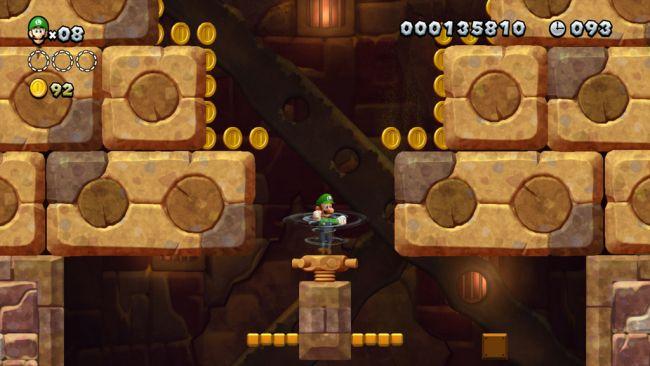 New Super Mario Bros. U DLC: New Super Luigi U - Screenshots - Bild 14