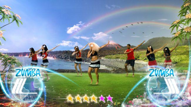 Zumba Fitness World Party - Screenshots - Bild 3