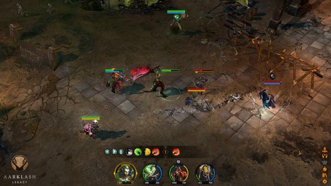 Aarklash: Legacy - Screenshots - Bild 5
