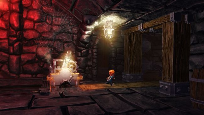 Max: The Curse of Brotherhood - Screenshots - Bild 13
