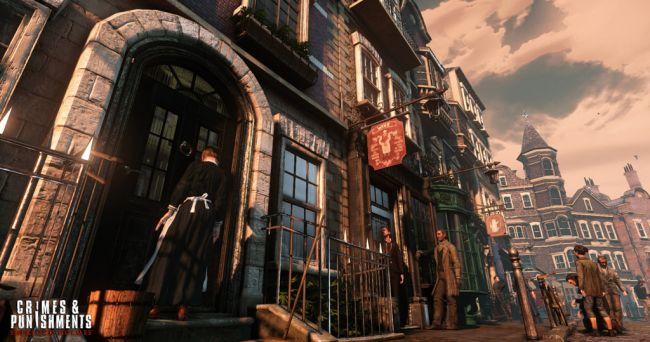 Sherlock Holmes: Crimes and Punishments - Screenshots - Bild 4