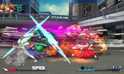 Project X Zone - Screenshots - Bild 1