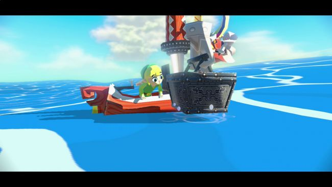 The Legend of Zelda: The Wind Waker HD - Screenshots - Bild 11