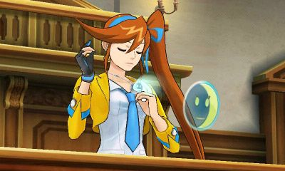 Phoenix Wright: Ace Attorney - Dual Destinies - Screenshots - Bild 1