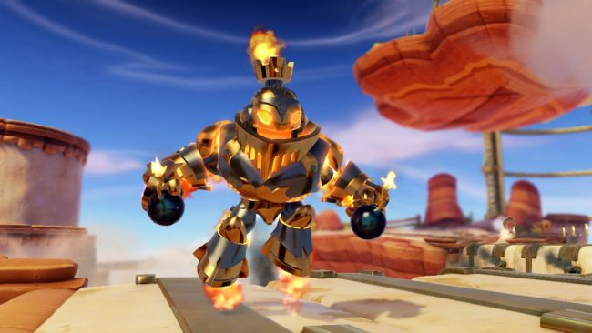 Skylanders Swap Force - Screenshots - Bild 1