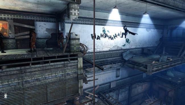 Batman: Arkham Origins Blackgate - Screenshots - Bild 6