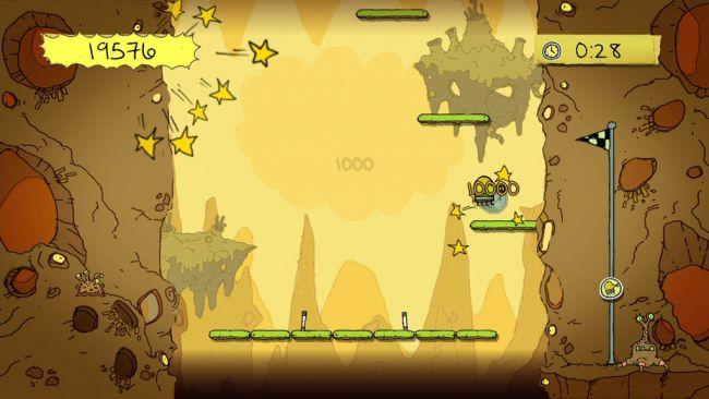 Doodle Jump - Screenshots - Bild 2