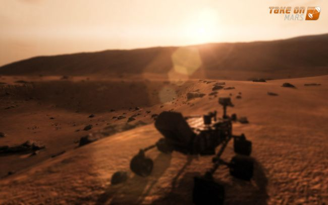 Take On Mars - Screenshots - Bild 11