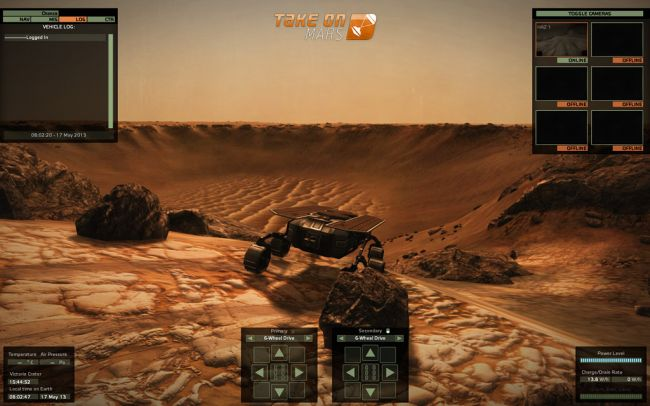 Take On Mars - Screenshots - Bild 1