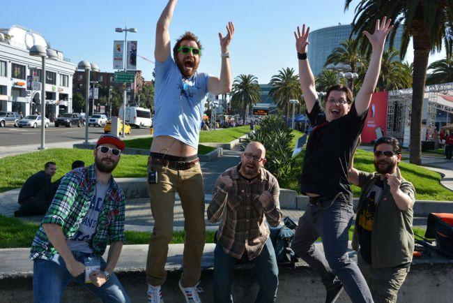 Gameswelt auf der E3 2013 - Tag 6 - Artworks - Bild 14