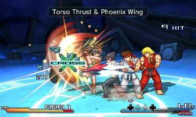 Project X Zone - Screenshots - Bild 4