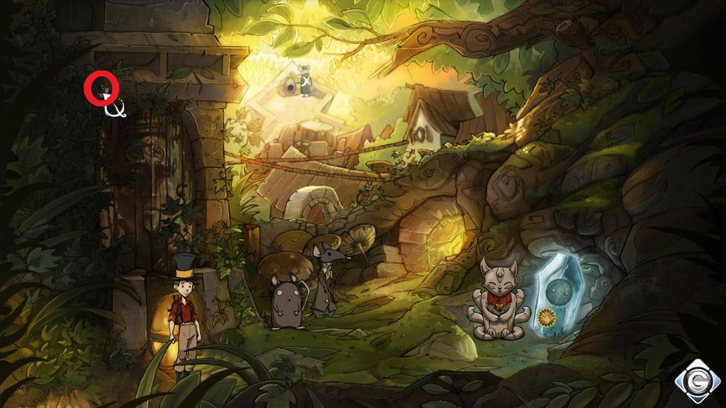 The Night Of The Rabbit Der Weg Zum Zaubermeister Die Sticker