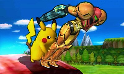 Super Smash Bros. for 3DS - Screenshots - Bild 28