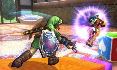 Super Smash Bros. for 3DS - Screenshots - Bild 6