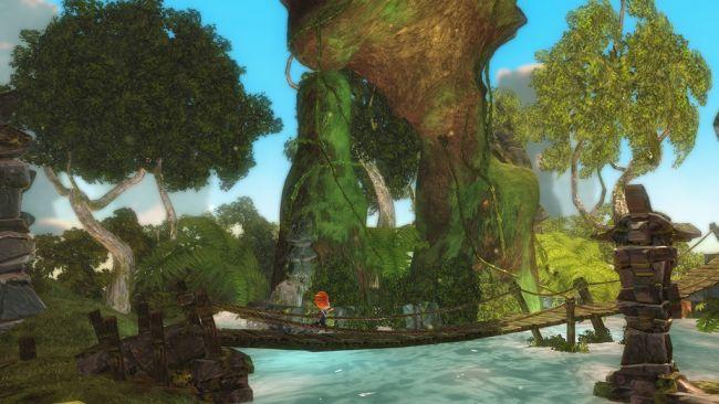 Max: The Curse of Brotherhood - Screenshots - Bild 1