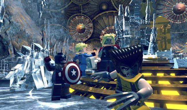 LEGO Marvel Super Heroes - Screenshots - Bild 11