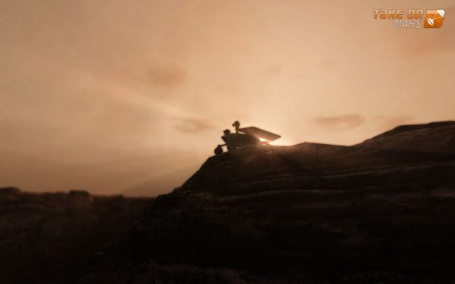Take On Mars - Screenshots - Bild 3