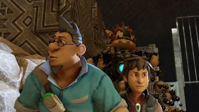 Knack - Screenshots - Bild 8