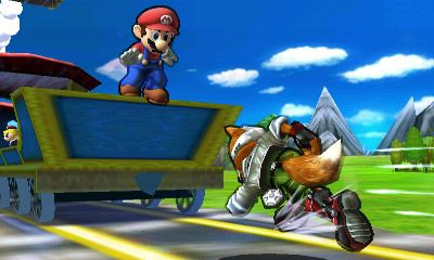 Super Smash Bros. for 3DS - Screenshots - Bild 17