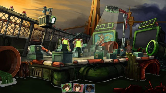 Goodbye Deponia - Screenshots - Bild 7