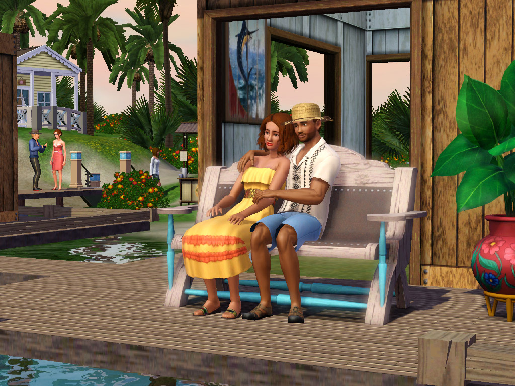 Die Sims 3 Inselparadies Screenshots Von Gameswelt