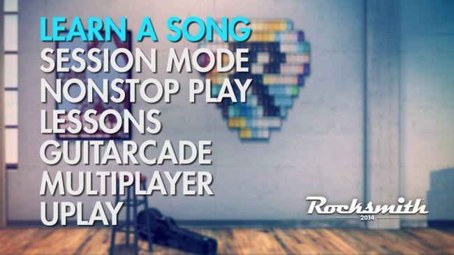 Rocksmith 2014 Edition - Screenshots - Bild 1