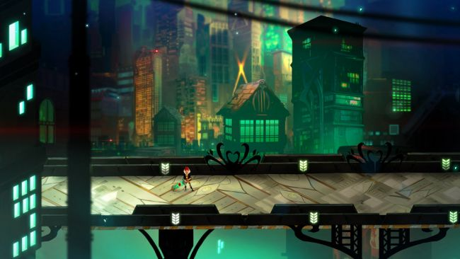 Transistor - Screenshots - Bild 1