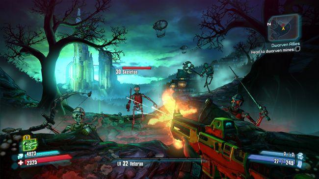 Borderlands 2 DLC: Tiny Tina's Assault on Dragon Keep - Screenshots - Bild 3