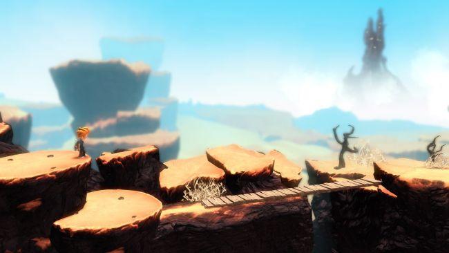 Max: The Curse of Brotherhood - Screenshots - Bild 2