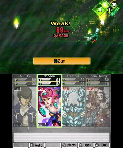 Shin Megami Tensei IV - Screenshots - Bild 7