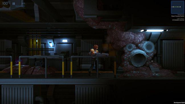 Dark Matter - Screenshots - Bild 1