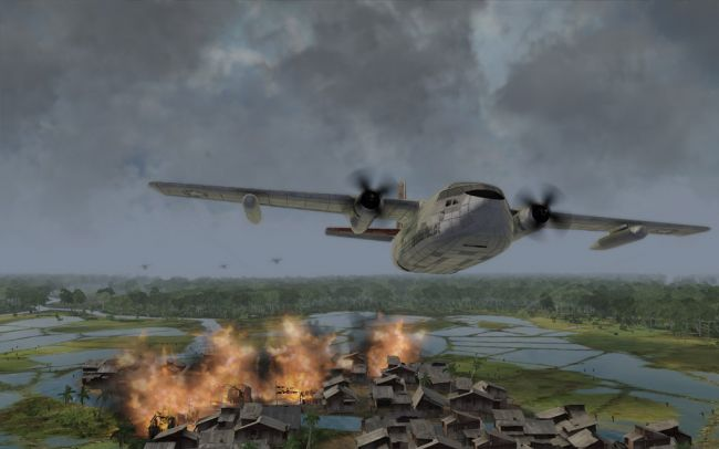 Air Conflicts: Vietnam - Screenshots - Bild 12