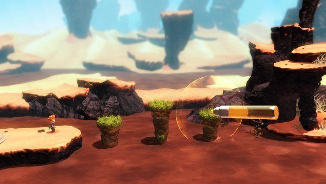 Max: The Curse of Brotherhood - Screenshots - Bild 24