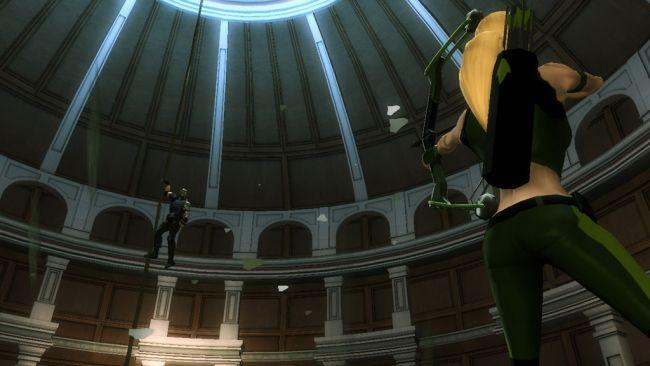 Young Justice: Vermächtnis - Screenshots - Bild 8