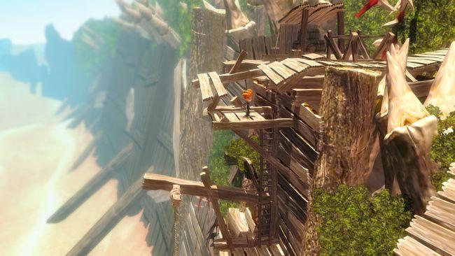 Max: The Curse of Brotherhood - Screenshots - Bild 4