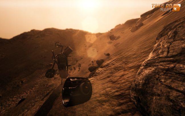 Take On Mars - Screenshots - Bild 9