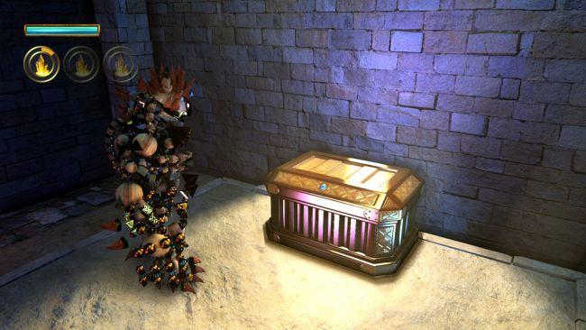 Knack - Screenshots - Bild 4