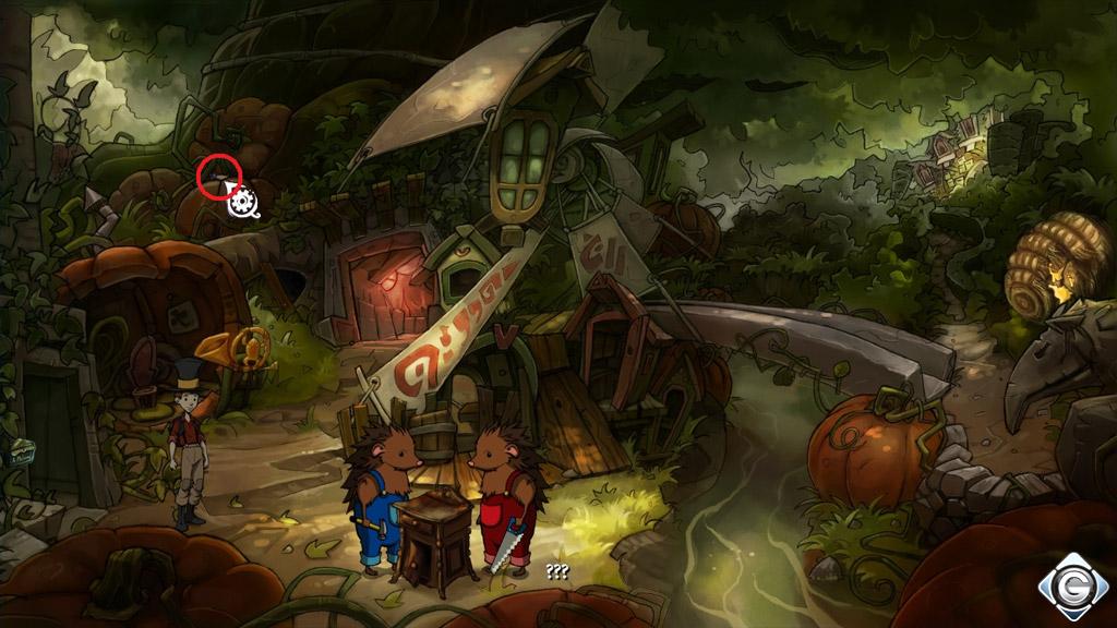 The Night Of The Rabbit Der Weg Zum Zaubermeister Mit Ursula - Minecraft verstecken spielen server