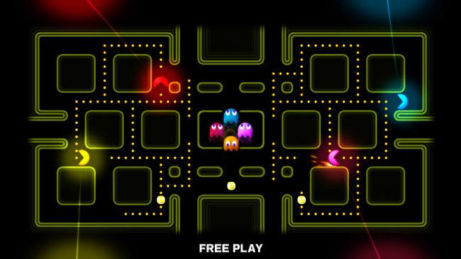 Pac-Man Museum - Screenshots - Bild 1