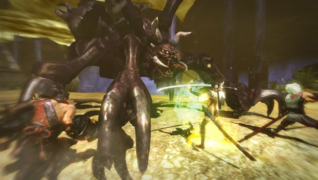 Toukiden - Screenshots - Bild 4