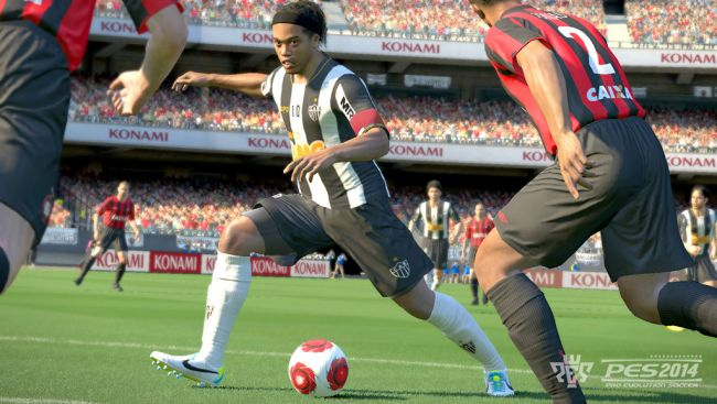 Pro Evolution Soccer 2014 - Screenshots - Bild 1