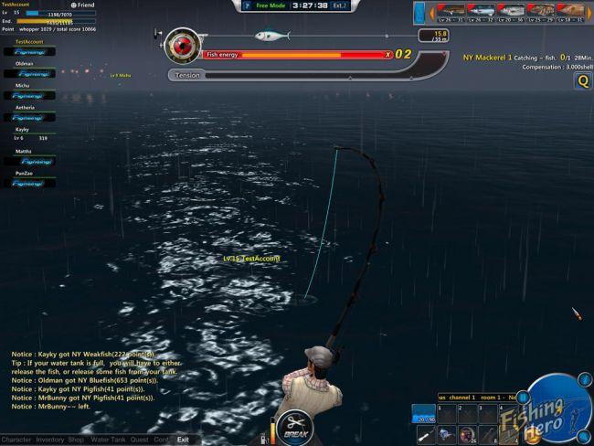 Fishing Hero - Screenshots - Bild 5