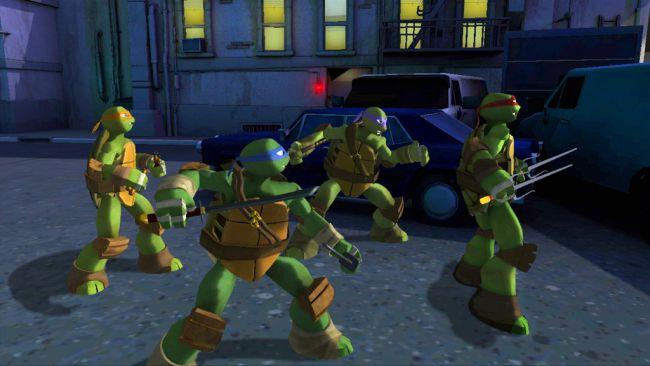 Teenage Mutant Ninja Turtles - Screenshots - Bild 3