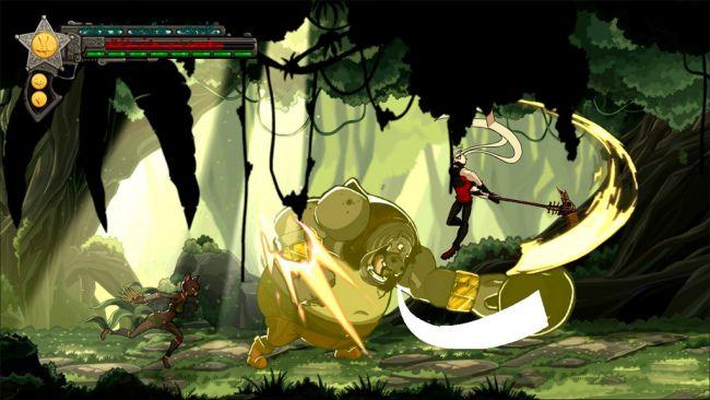 Dusty Revenge - Screenshots - Bild 7