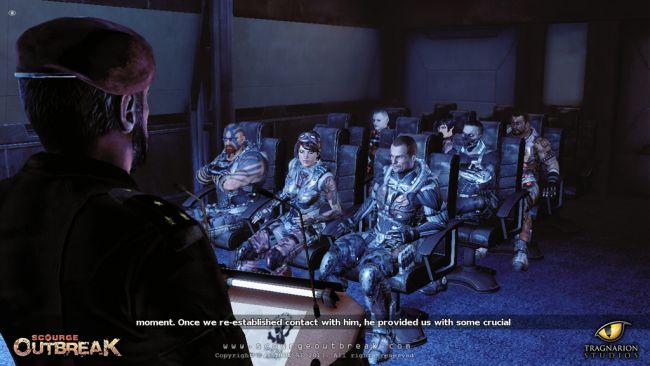 Scourge: Outbreak - Screenshots - Bild 4