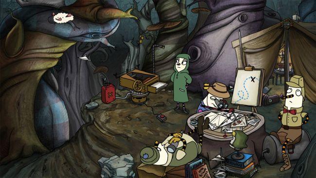 The Inner World - Screenshots - Bild 4