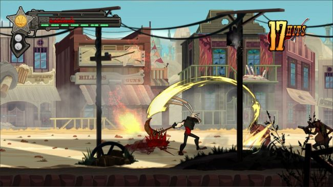 Dusty Revenge - Screenshots - Bild 1